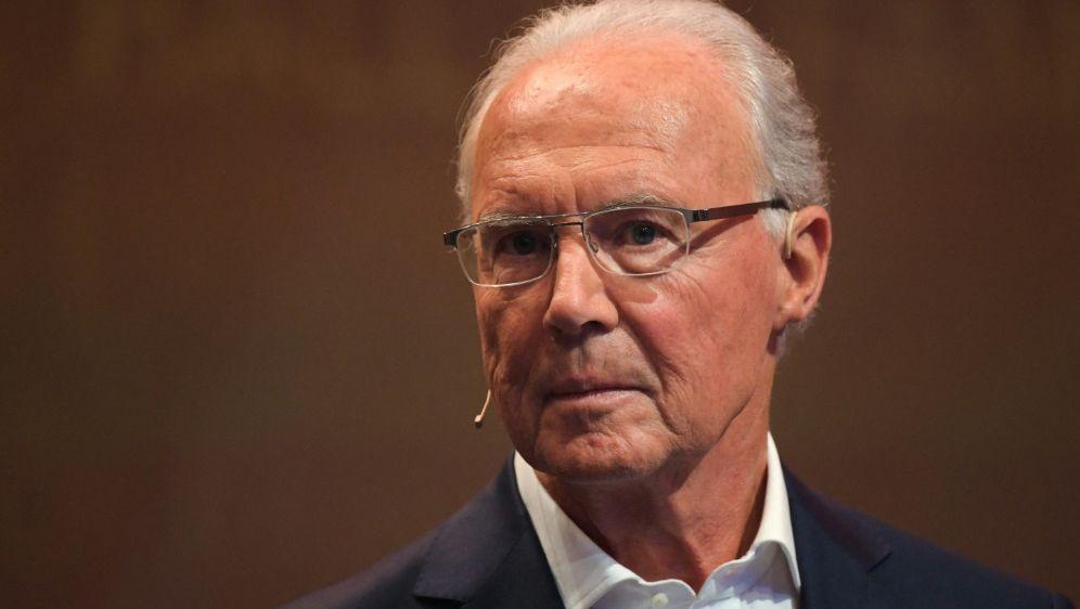Vorwürfe gegen Beckenbauer und Co. sind verjährt - Bildquelle: AFPPOOLSIDINA FASSBENDER