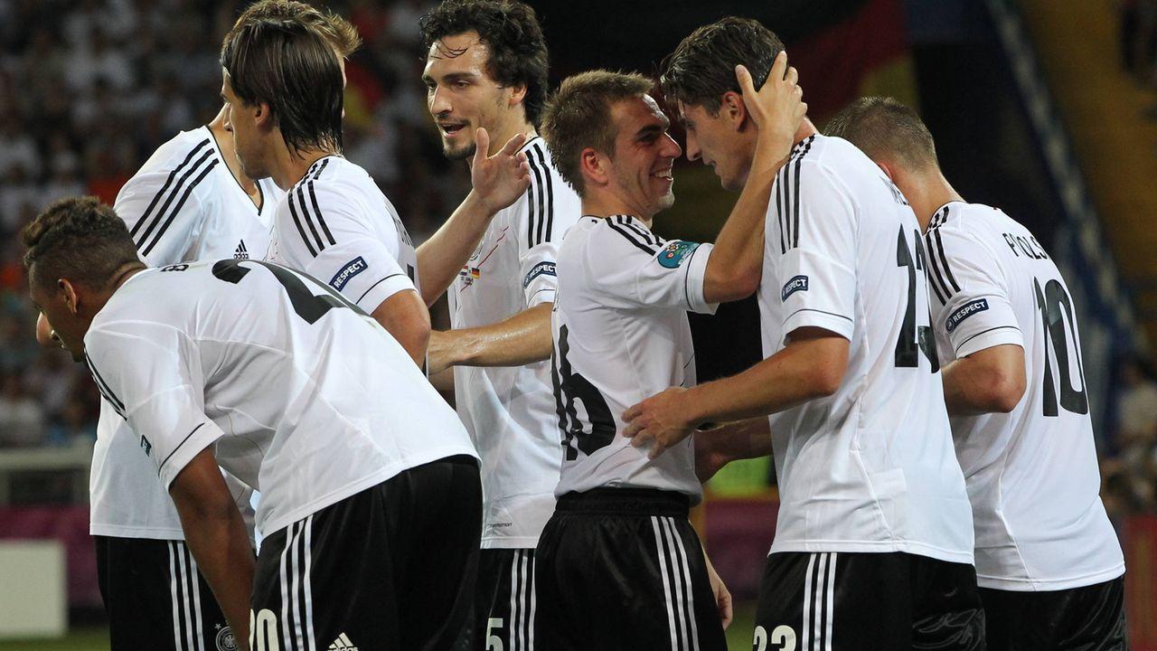 Deutschland – Niederlande 2:1 (EM 2012, Vorrunde) - Bildquelle: imago sportfotodienst
