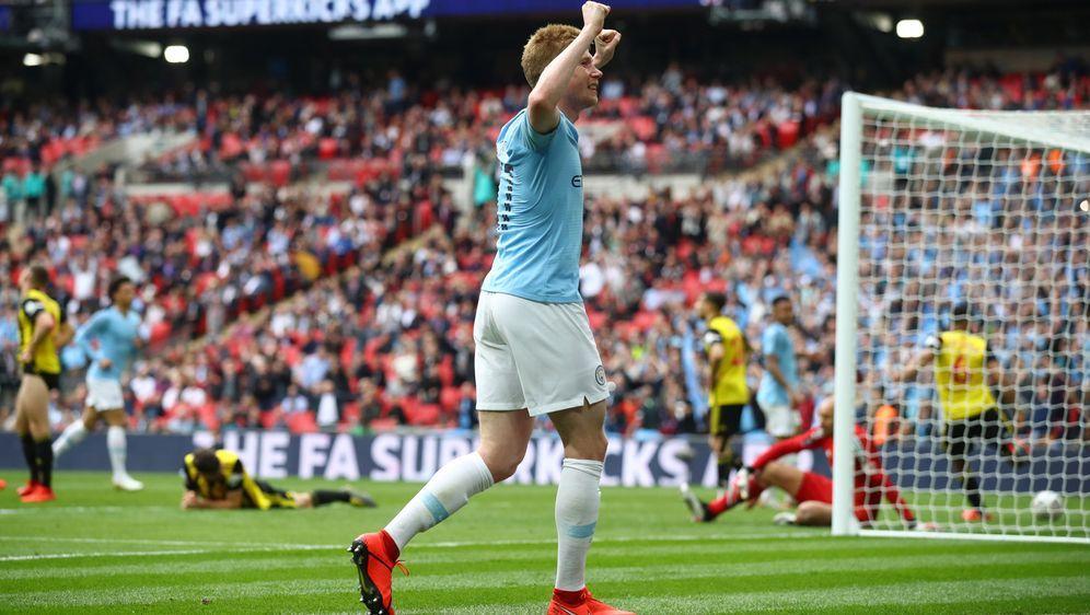 England: Manchester City gewinnt den FA Cup - Bildquelle: Getty Images