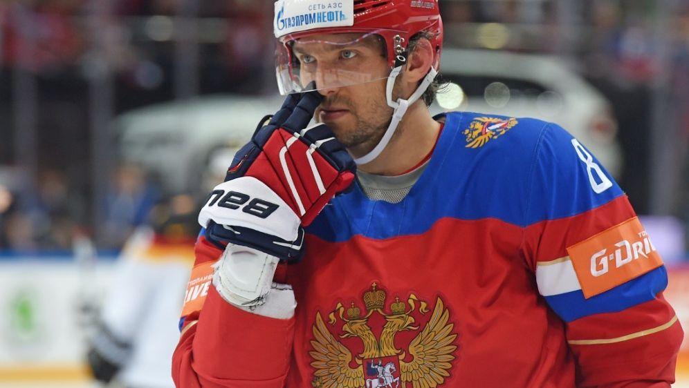 Owetschkin ist mit 29 Treffern bester NHL-Torjäger - Bildquelle: PIXATHLONPIXATHLONSID