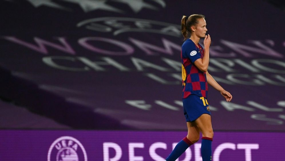 Caroline Graham vom FC Barcelona - Bildquelle: POOLAFPSIDGABRIEL BOUYS