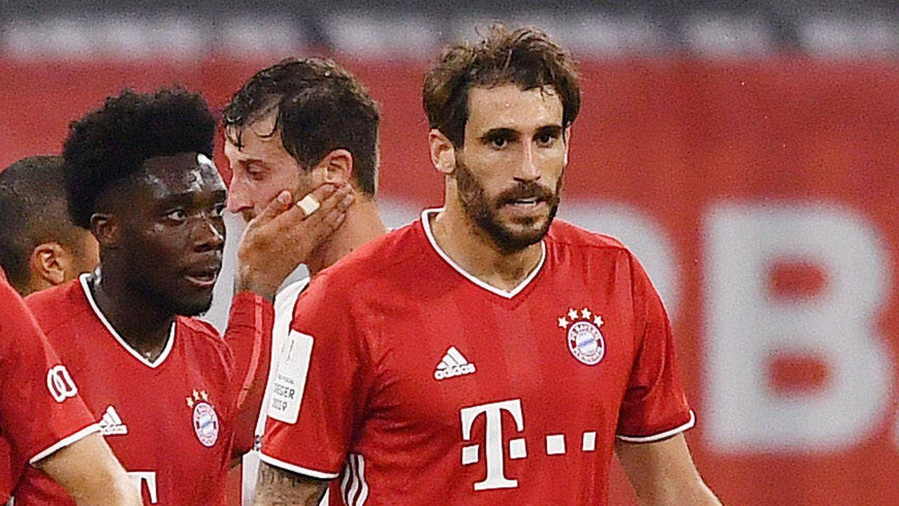 FC Bayern: Javier Martinez (86.)