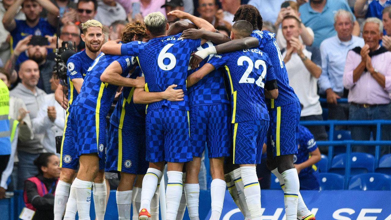 Platz 5: FC Chelsea - Bildquelle: imago images/PA Images