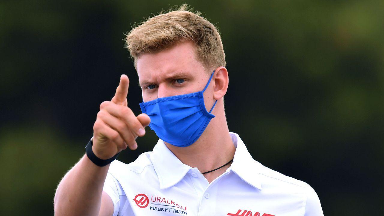 Mick Schumacher (Haas F1 Team) - Bildquelle: imago images/Laci Perenyi