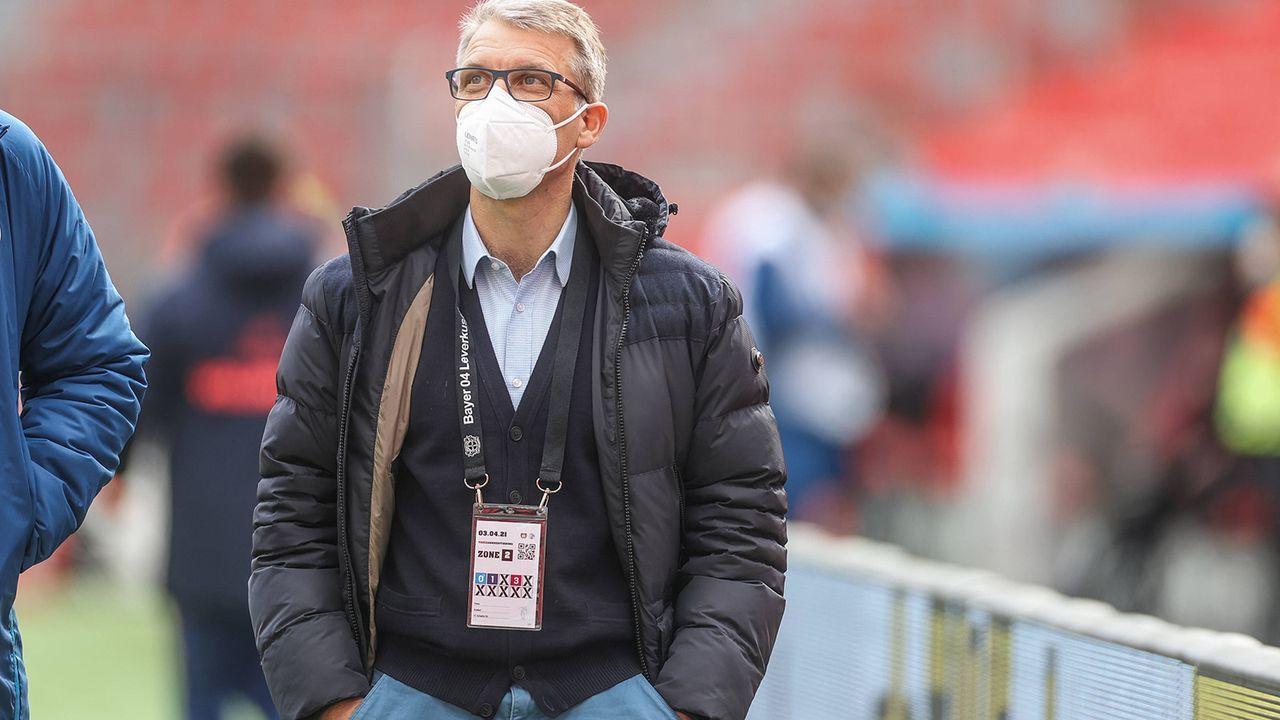 28. Februar 2021: Peter Knäbel wird der neue starke Mann - Bildquelle: imago images/RHR-Foto