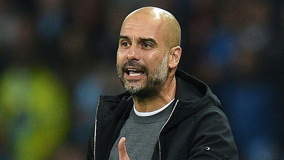 Guardiola kann sich vorstellen Spanien-Trainer zu werden - Bildquelle: AFPSIDOLI SCARFF