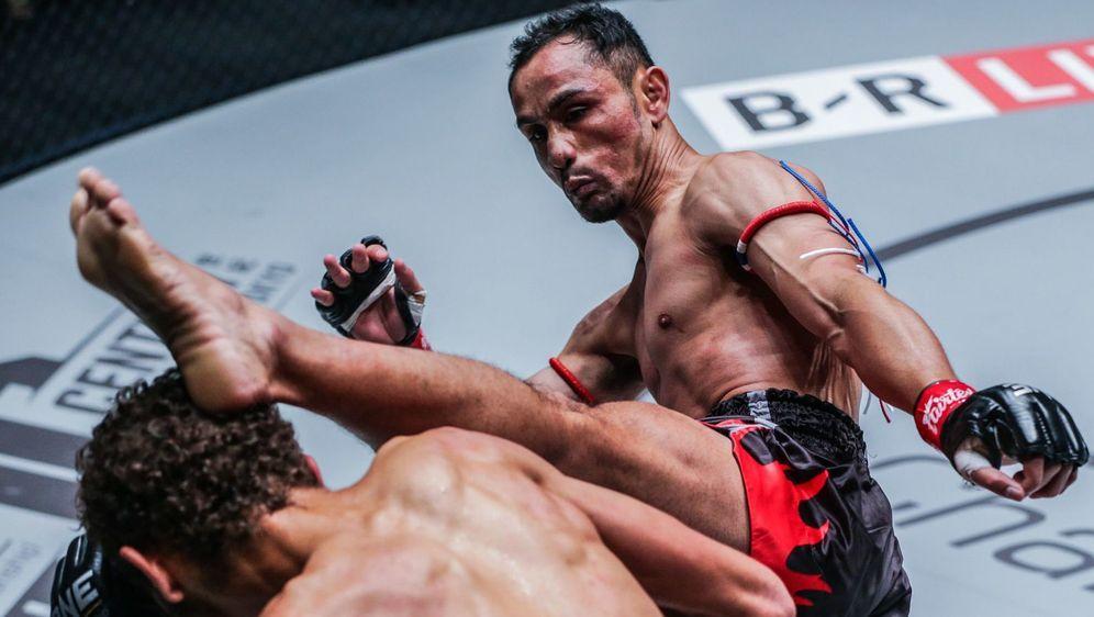 Sam-A Gaiyanghadao will den zweiten ONE-Titel - Bildquelle: ONE Championship