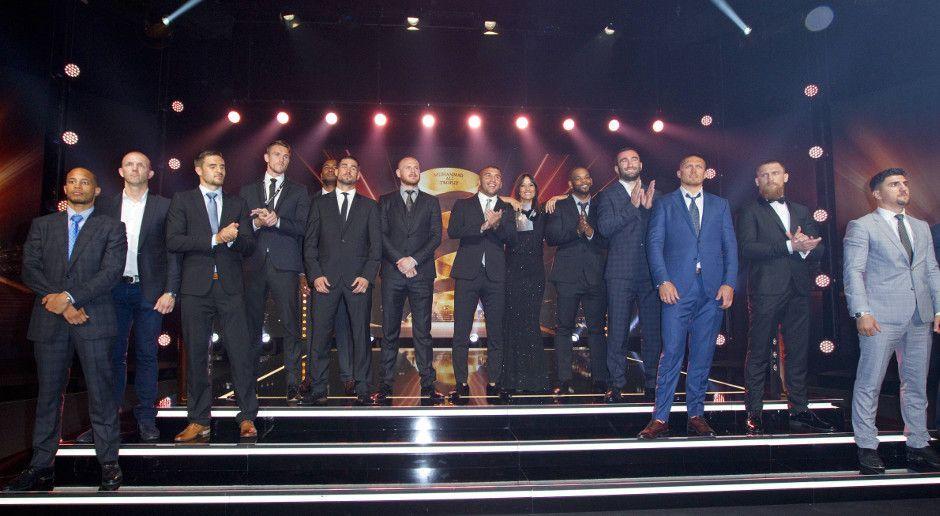 Top-Favorit auf die Ali Trophy - Bildquelle: imago sportfoto