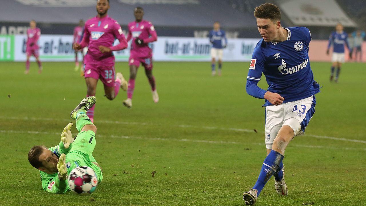 Matthew Hoppe schreibt bei Schalkes Befreiungsschlag Geschichte - Bildquelle: 2021 Getty Images
