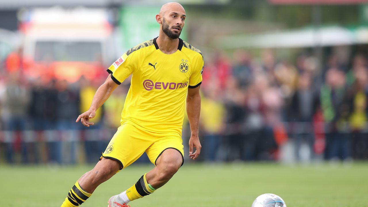Ömer Toprak (SV Werder Bremen) - Bildquelle: 2019 Getty Images
