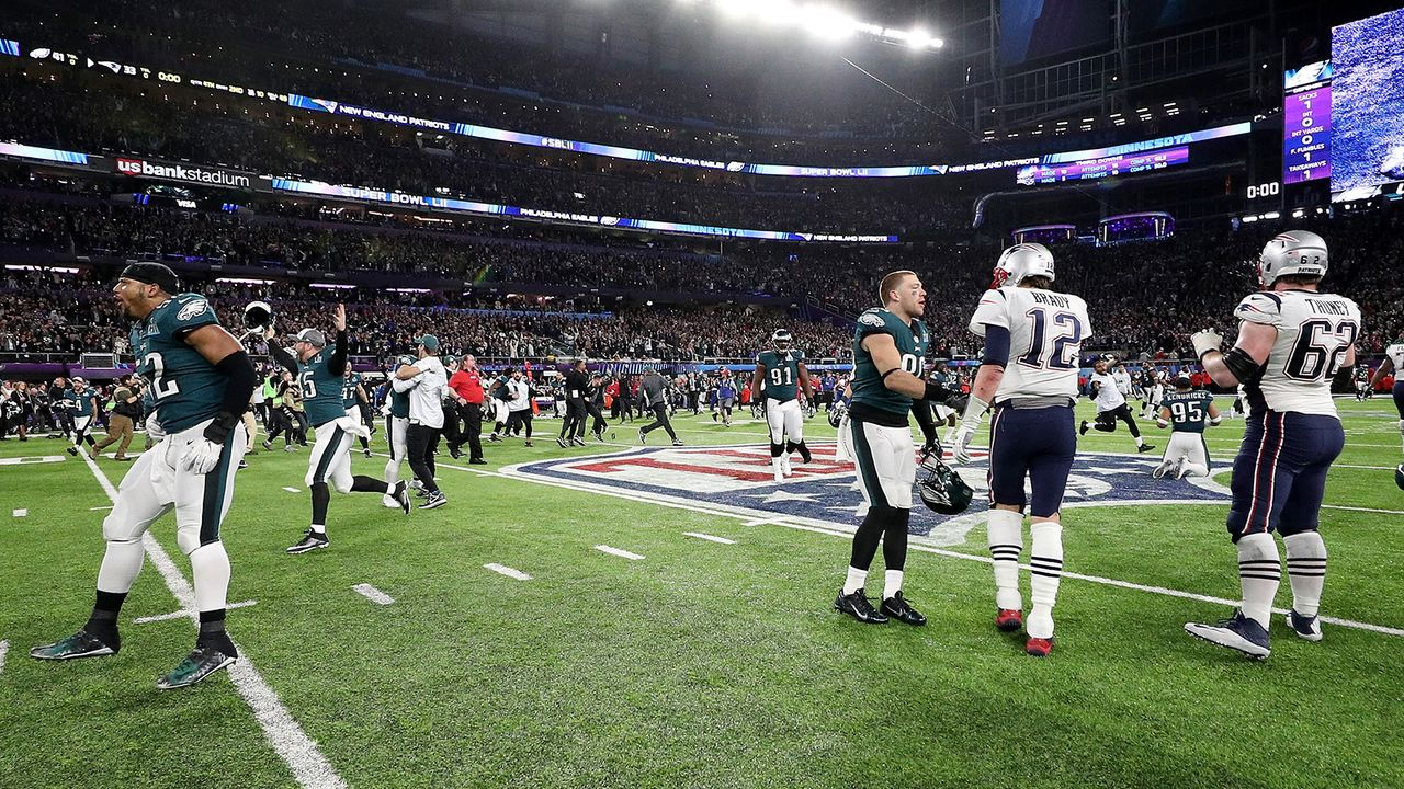 Woche 11: New England Patriots at Philadelphia Eagles - Bildquelle: 2018 Getty Images