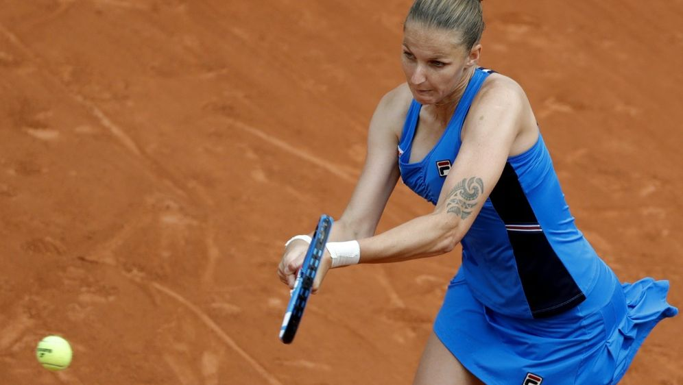 Pliskova unterlag in zwei Sätzen gegen Martic - Bildquelle: AFPSIDTHOMAS SAMSON
