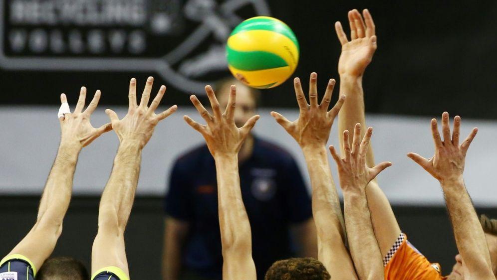 Die WWK Volleys Herrsching spielen bald in München - Bildquelle: PIXATHLONPIXATHLONSID