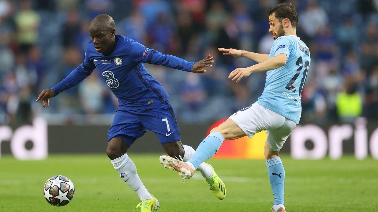 Chelsea vs. Man City: Die Schlüsselduelle - Bildquelle: Getty Images