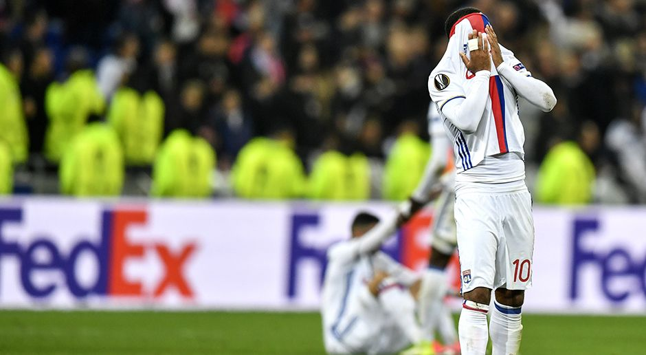 Platz 17: Olympique Lyon - Bildquelle: getty