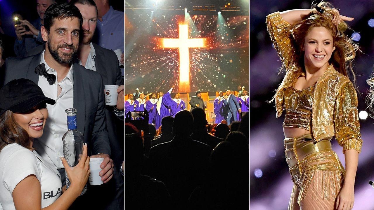 Party, Gottesdienste, Konzerte: Hier droht NFL-Spielern Gehaltsentzug - Bildquelle: Getty Images/Imago Sportfoto