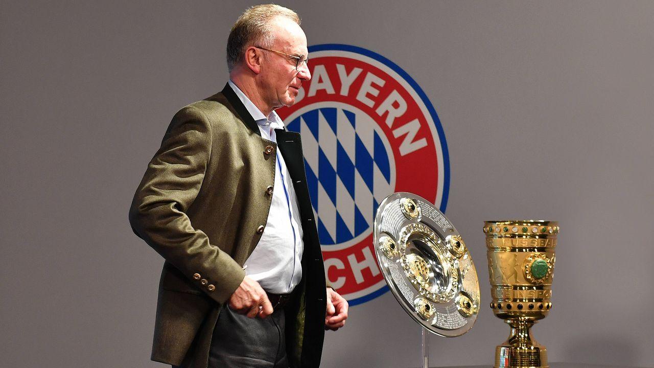 Stellenwert von Bundesliga und Champions League - Bildquelle: imago images / Sven Simon