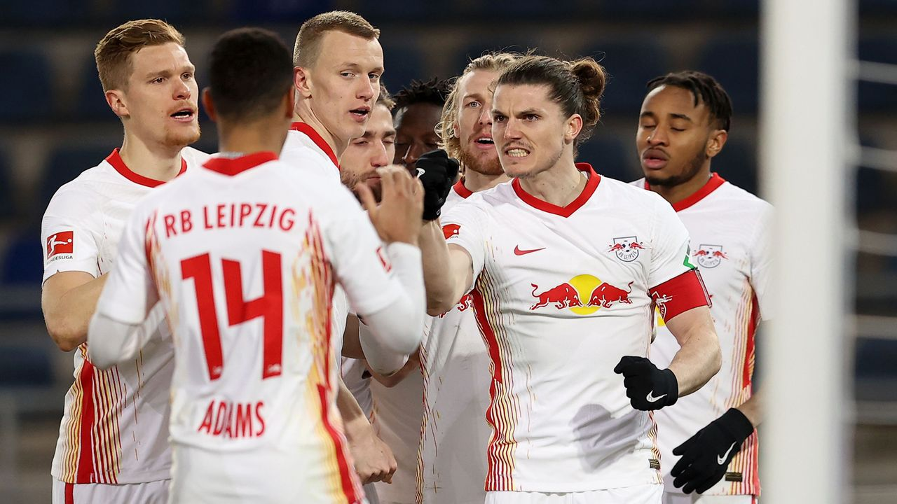 RB Leipzig - Bildquelle: 2021 Getty Images