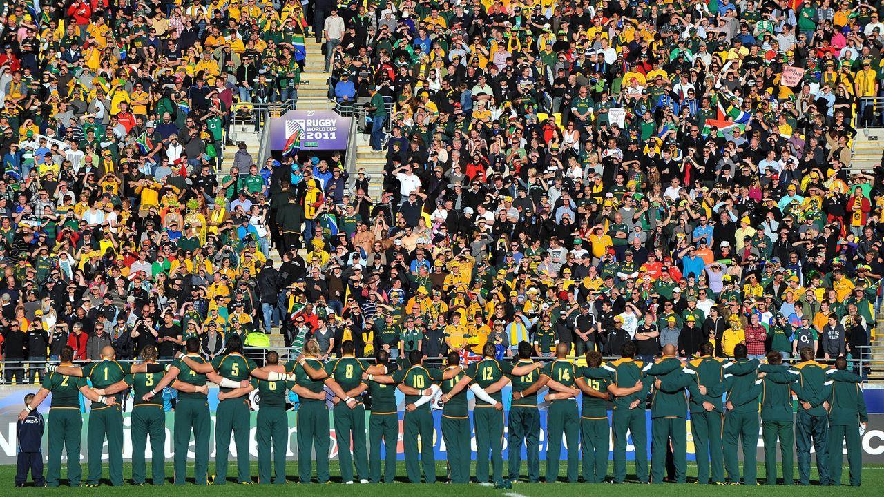 Südafrika – Rugby als Symbol der Befreiung  - Bildquelle: imago sportfotodienst