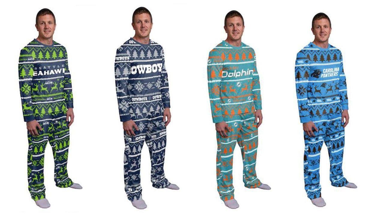 Pyjama - Bildquelle: nflshop.com