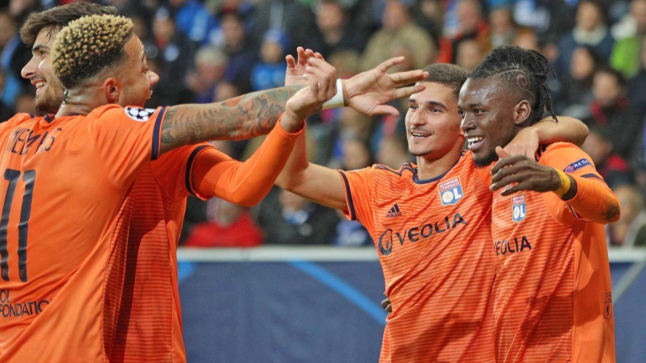 Olympique Lyon - Bildquelle: Getty