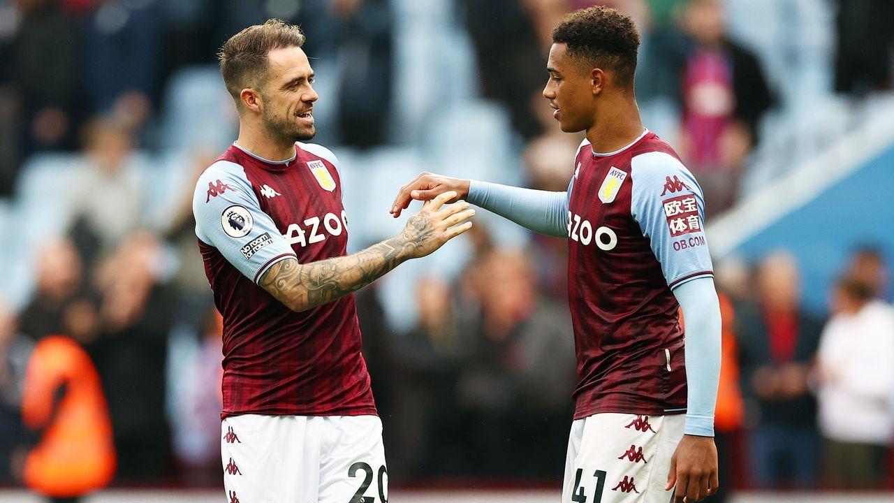 Platz 17 - Aston Villa (England) - Bildquelle: 2021 Getty Images