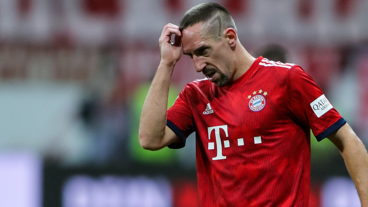 Ribery attackiert wohl Fotografen (2018) - Bildquelle: Getty