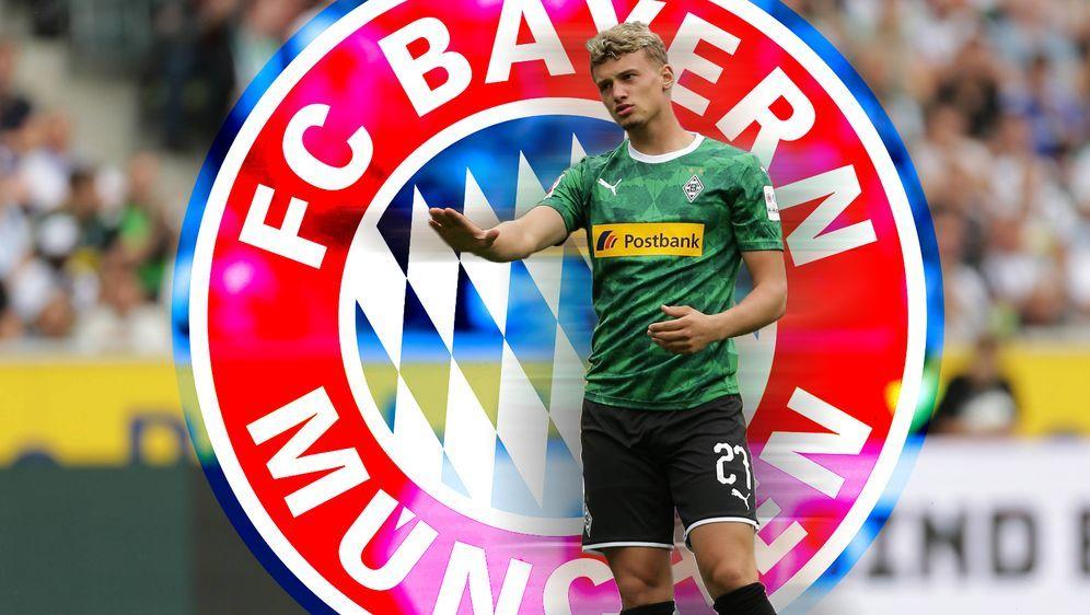 Gladbach verliert Youngster Michael Cuisance an den FC Bayern. - Bildquelle: imago images / eu-images