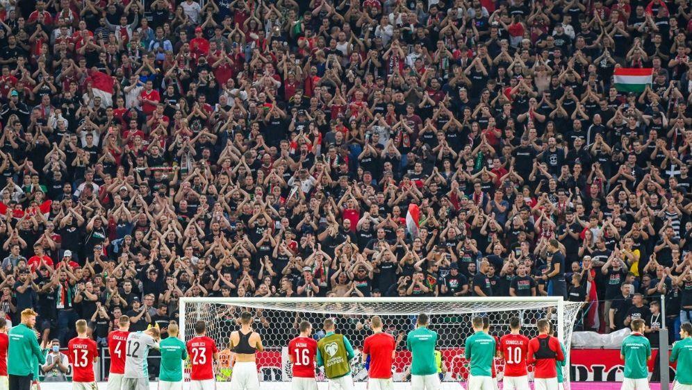 FIFA bestraft die Ungarn - Bildquelle: AFPSIDATTILA KISBENEDEK