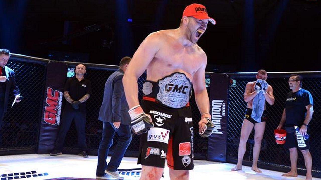Andreas Kraniotakes (GER), Schwergewicht - Bildquelle: GMC/Foto Seven Sport