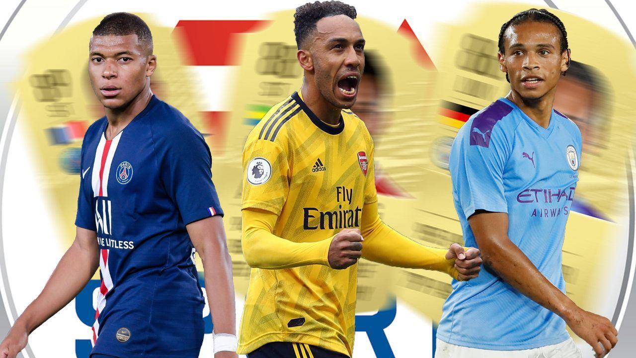 Top 10: Die schnellsten Spieler FIFA 20  - Bildquelle: imago