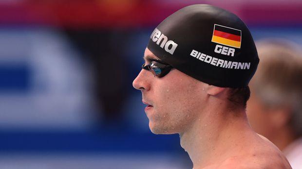Paul Biedermann (Schwimmen/Deutschland) - Bildquelle: 2015 Getty Images