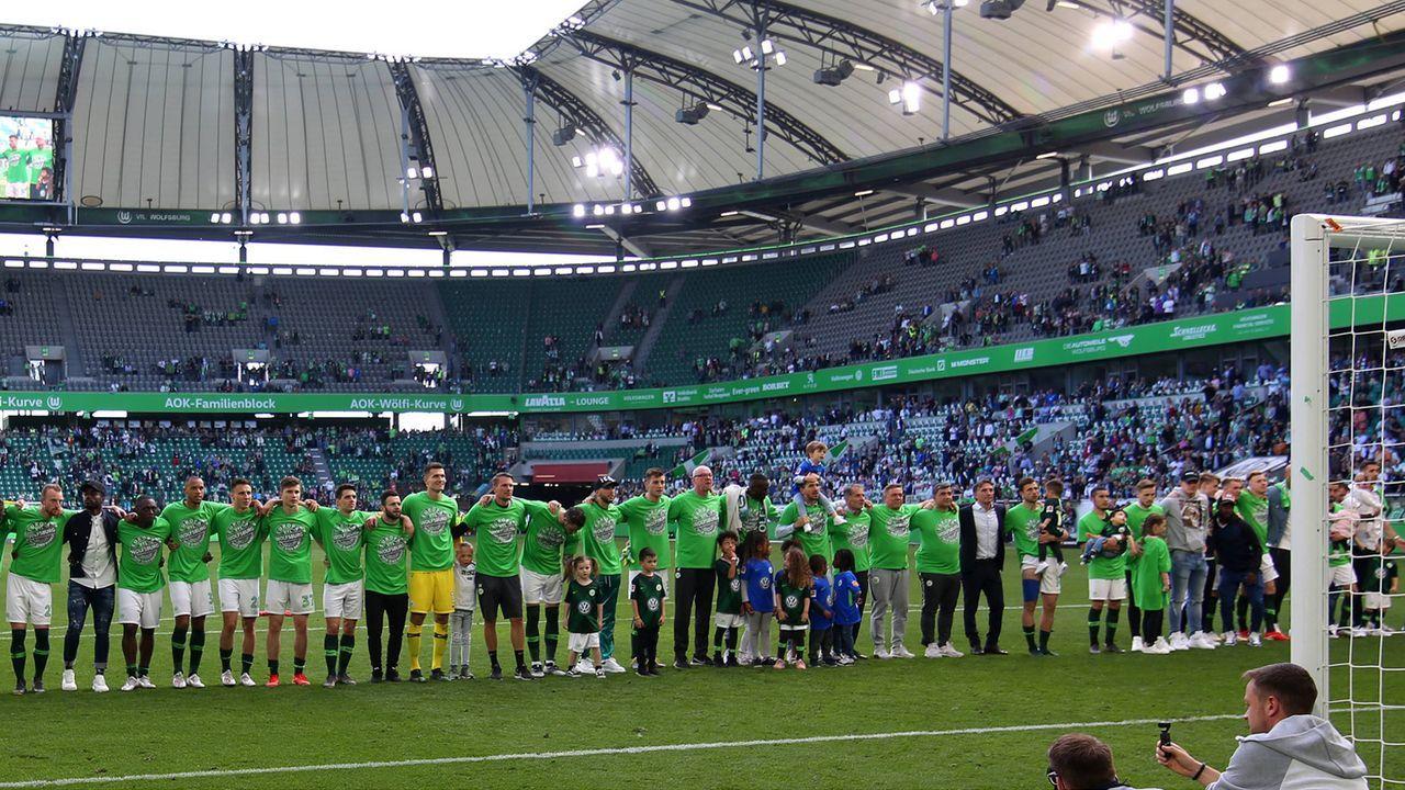 Platz 18: VfL Wolfsburg - Bildquelle: imago images / regios24