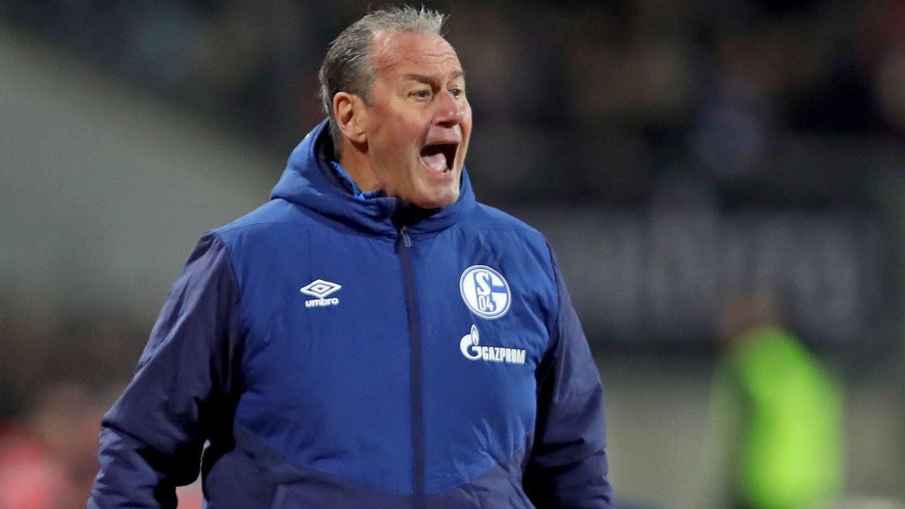 Ab Sommer weg: Huub Stevens (FC Schalke 04) - Bildquelle: 2019 Getty Images
