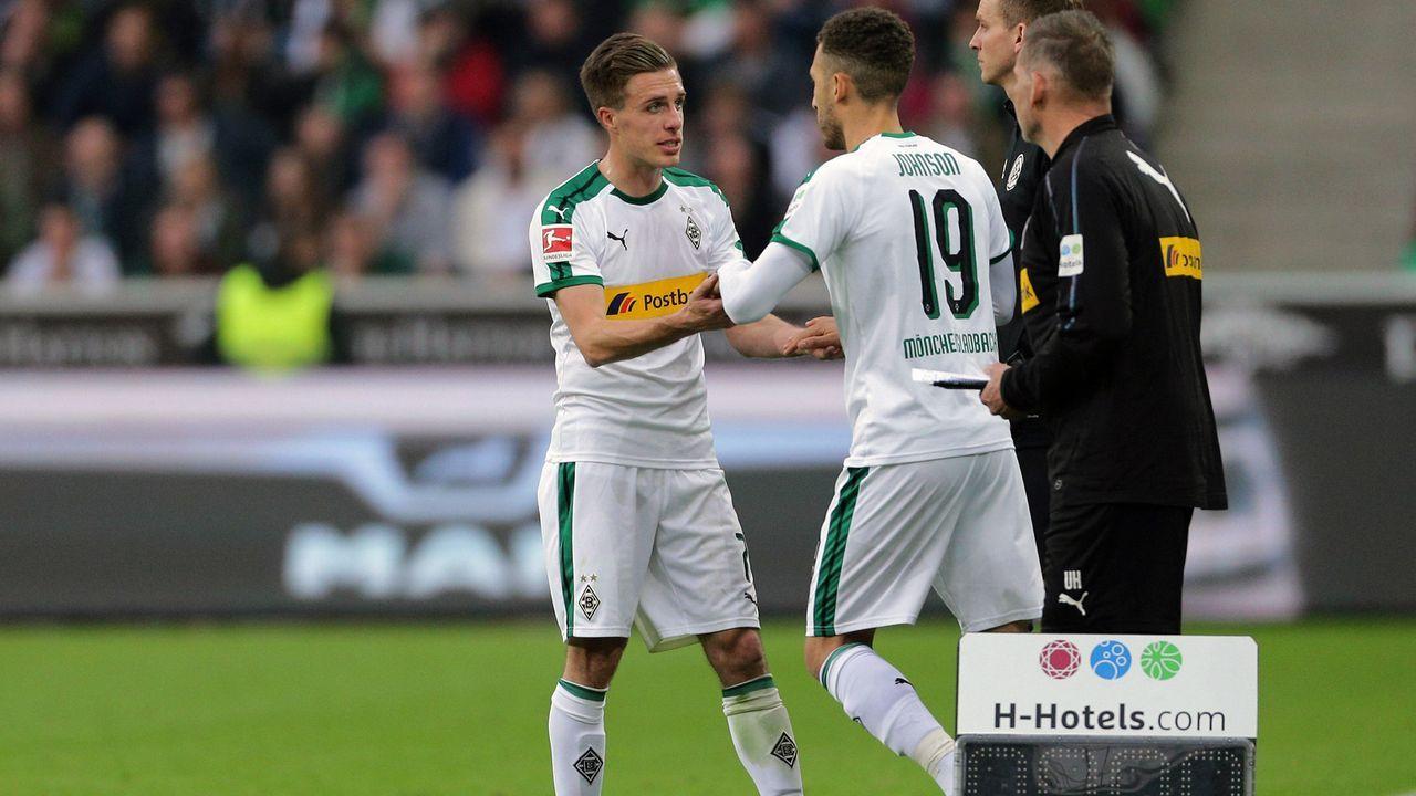Patrick Herrmann ist der Bundesliga-Wechselkönig - Bildquelle: imago images / Eibner