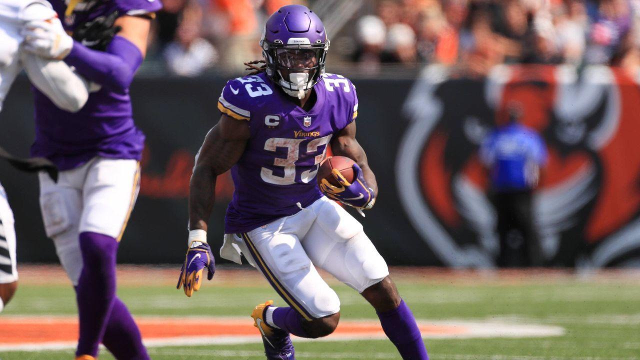 Running Back: Dalvin Cook (Minnesota Vikings)  - Bildquelle: imago