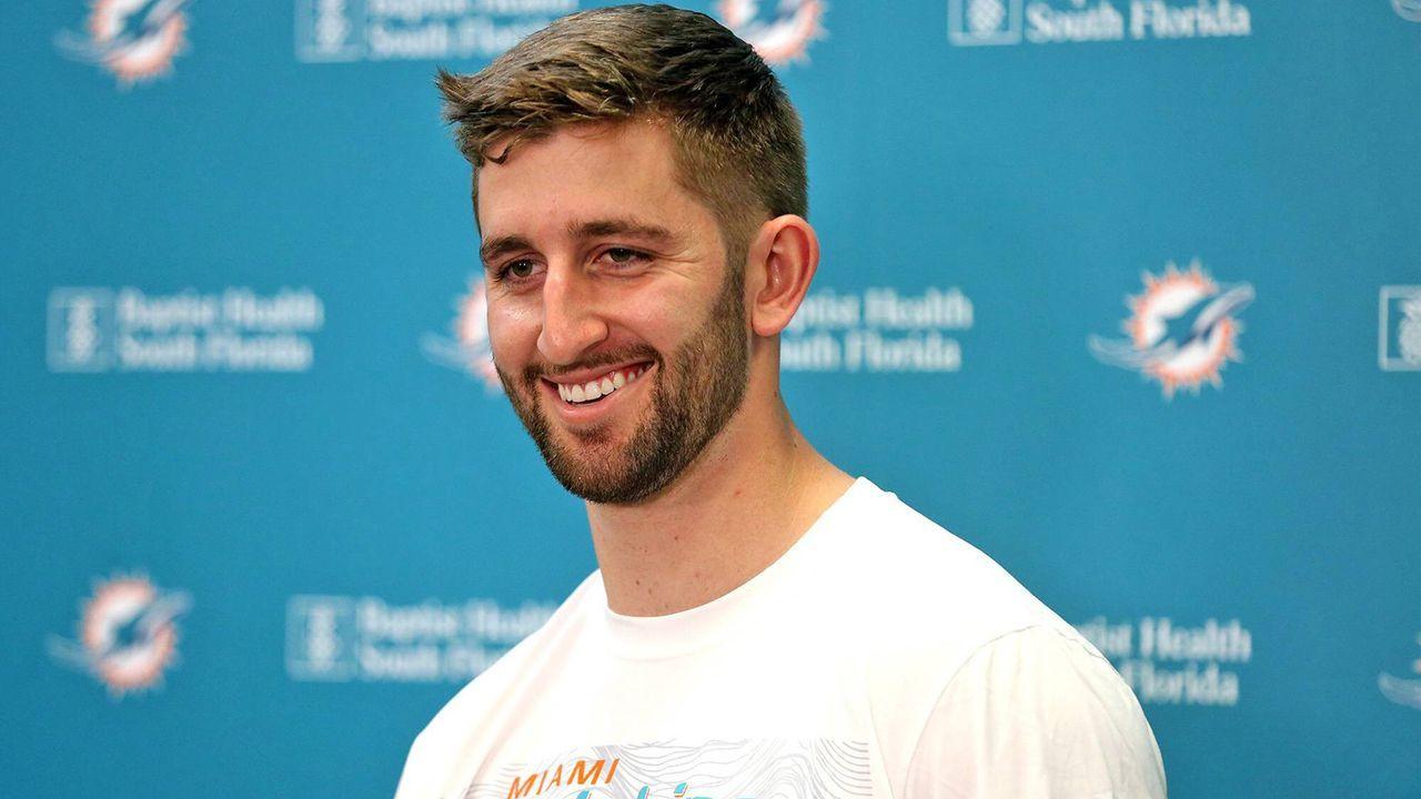 Josh Rosen (Miami Dolphins) - Bildquelle: imago