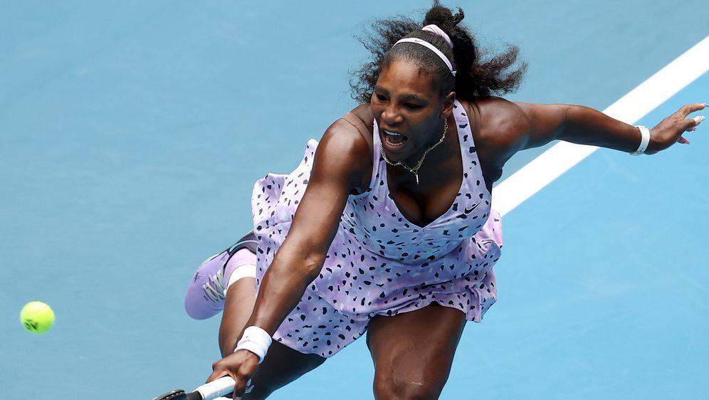 Serena Williams ist in Melbourne ausgeschieden. - Bildquelle: Getty Images