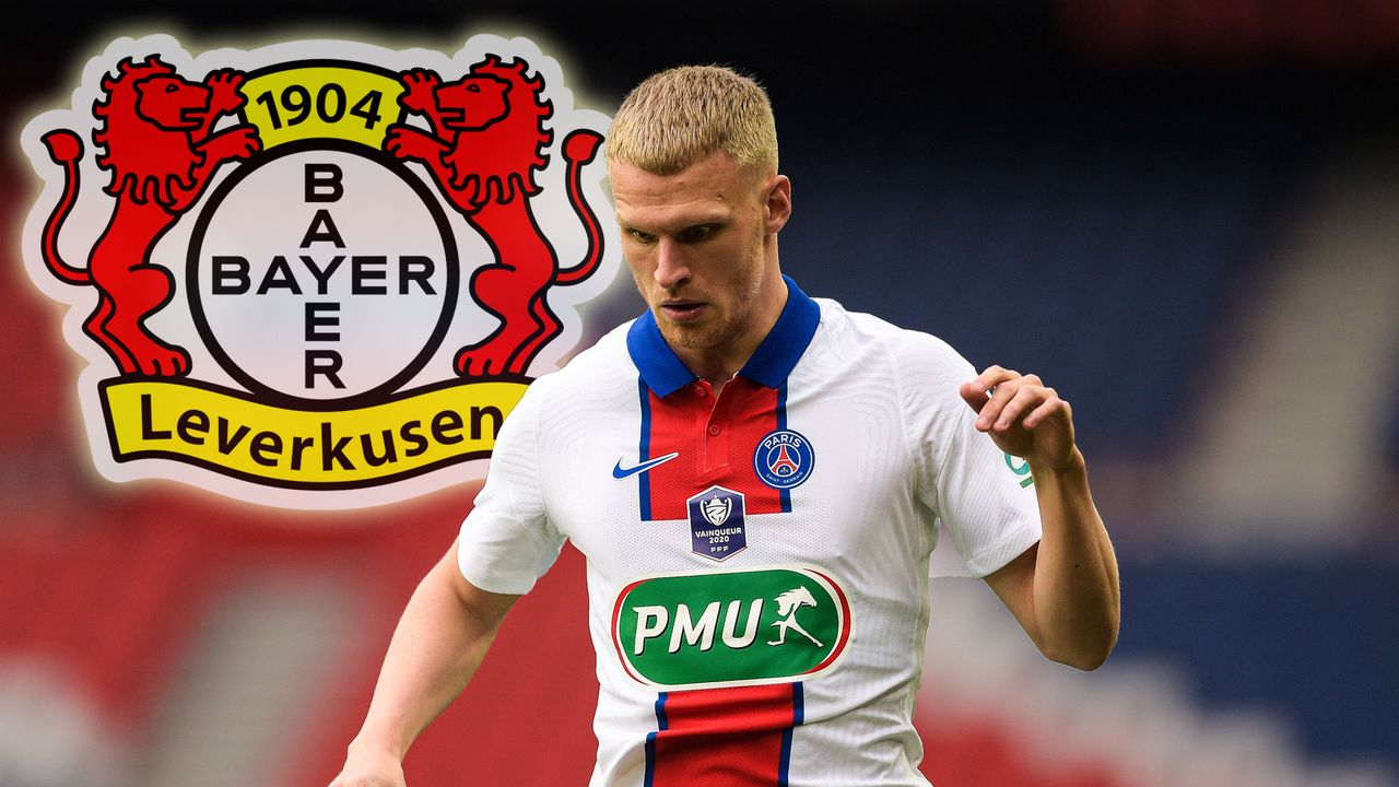 Mitchel Bakker (Bayer 04 Leverkusen) - Bildquelle: imago images/PanoramiC