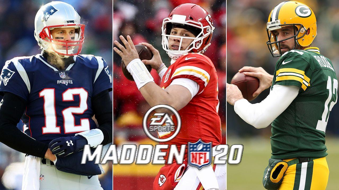 MADDEN 20: Die Wertungen der Top-Quarterbacks für jedes Team - Bildquelle: getty/ran.de/EA Sports