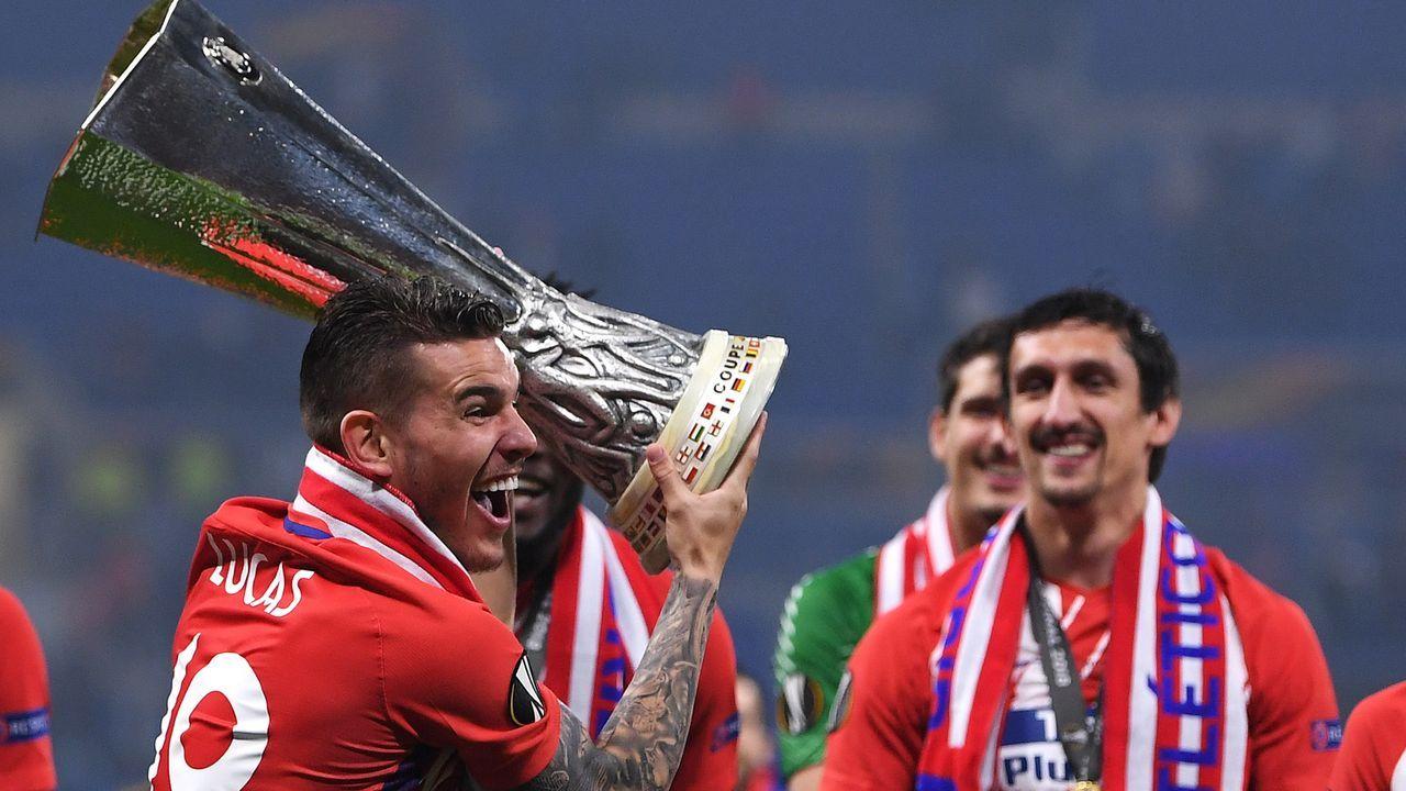Titelgewinn in der Europa League - Bildquelle: 2018 Getty Images
