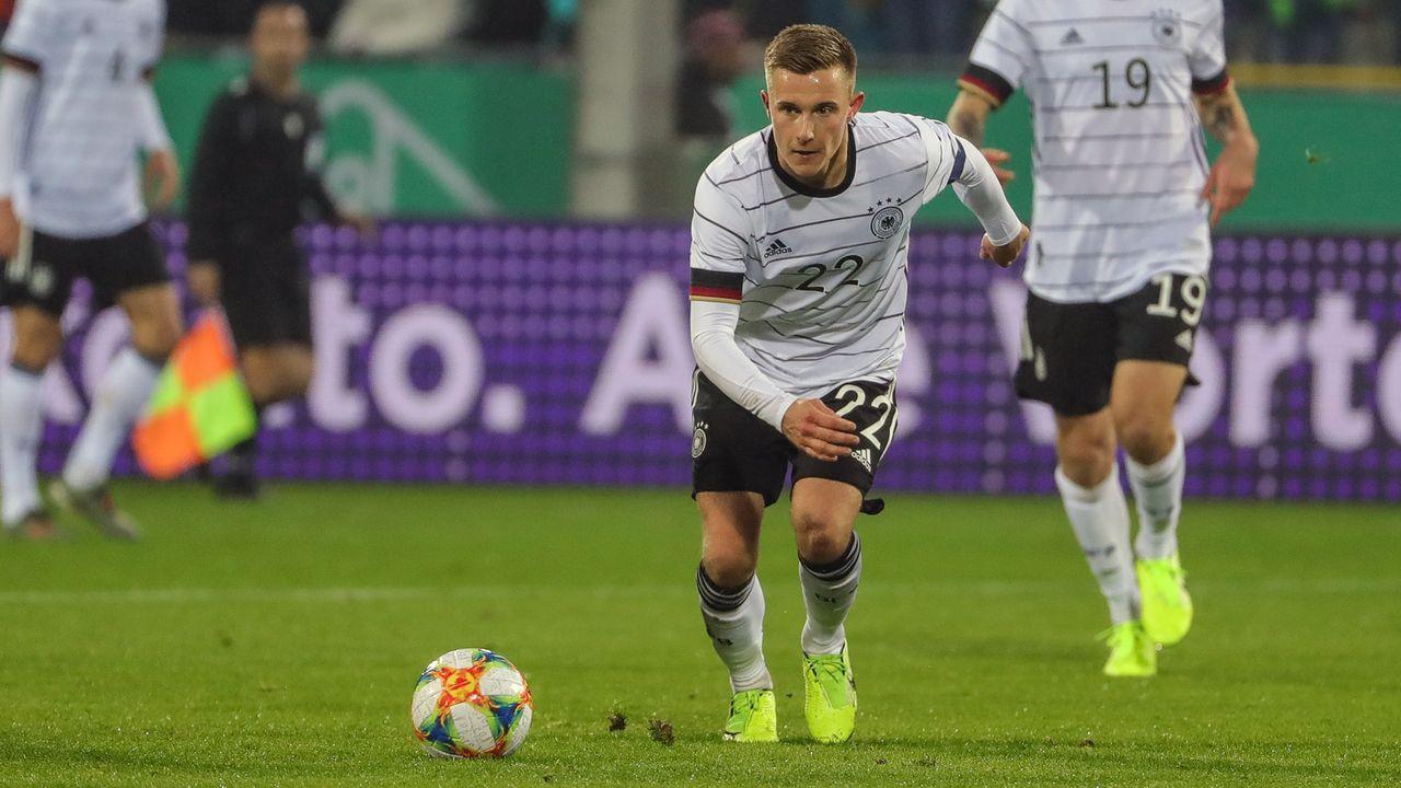 Johannes Eggestein (Offensives Mittelfeld) - Bildquelle: Imago