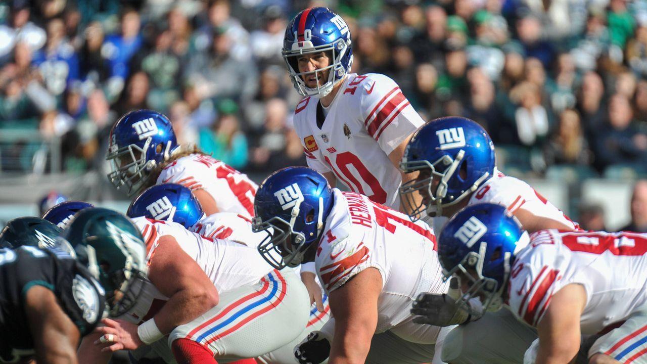 Verlierer: New York Giants - Bildquelle: imago/ZUMA Press