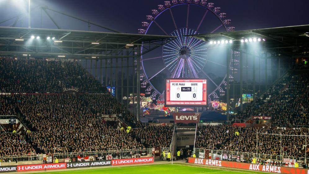 Das Millerntor-Stadium genießt Kultstatus - Bildquelle: PIXATHLONPIXATHLONSID