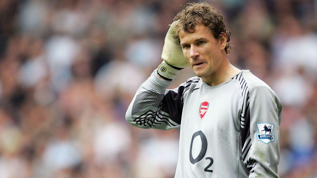 FC Arsenal (Saison 2004/05)  - Bildquelle: 2005 Getty Images