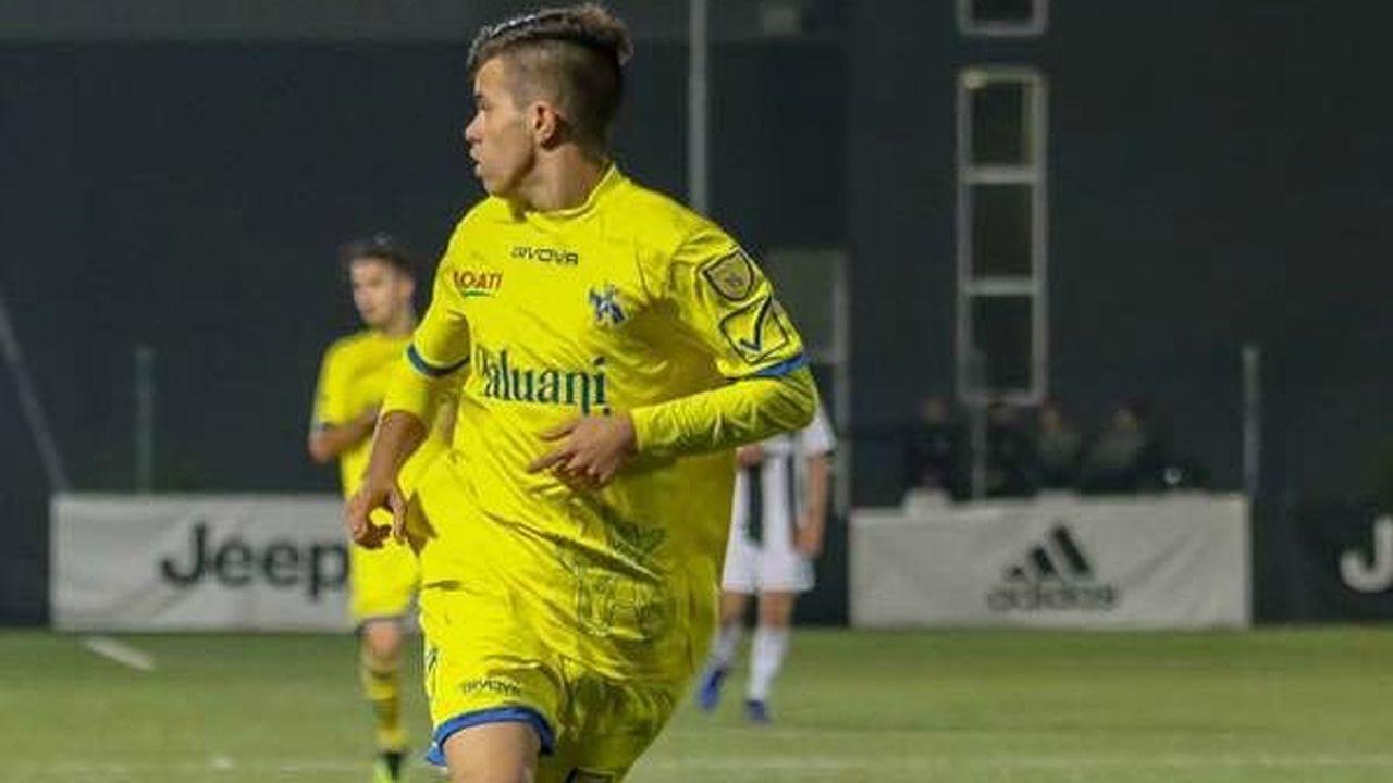 Serie A: Angelo Ndrecka (Chievo Verona/Italien) - Bildquelle: twitter@Albanian_Soccer