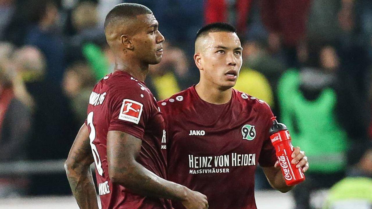 Schlimmer als Walace und Wood: Die Spieler mit den meisten Bundesliga-Abstiegen - Bildquelle: imago/Christian Schroedter
