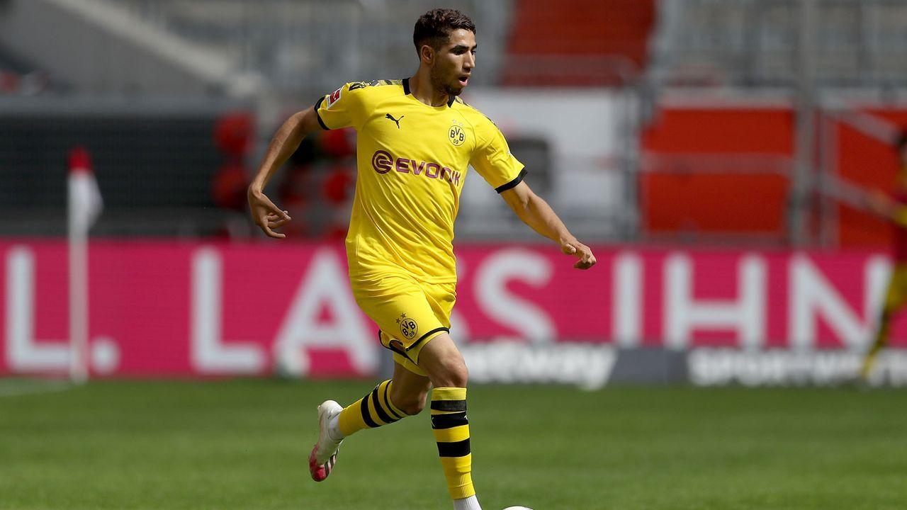 Achraf Hakimi (Borussia Dortmund) - Bildquelle: 2020 Getty Images