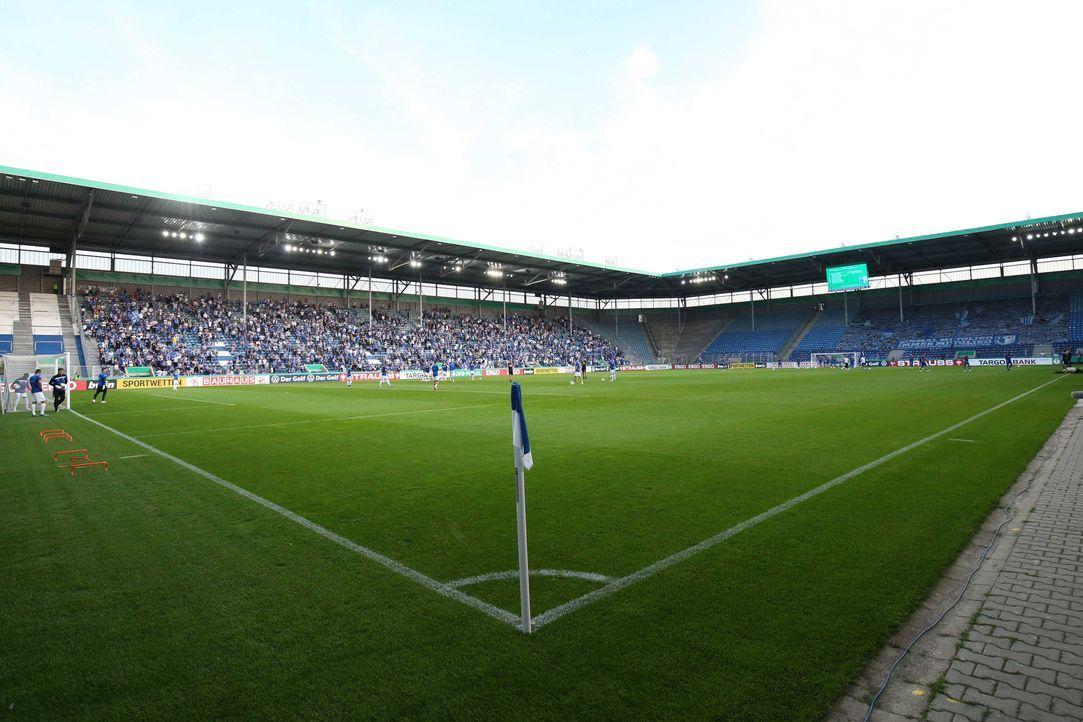 1. FC Magdeburg - FC St. Pauli - Bildquelle: imago images/Christian Schroedter