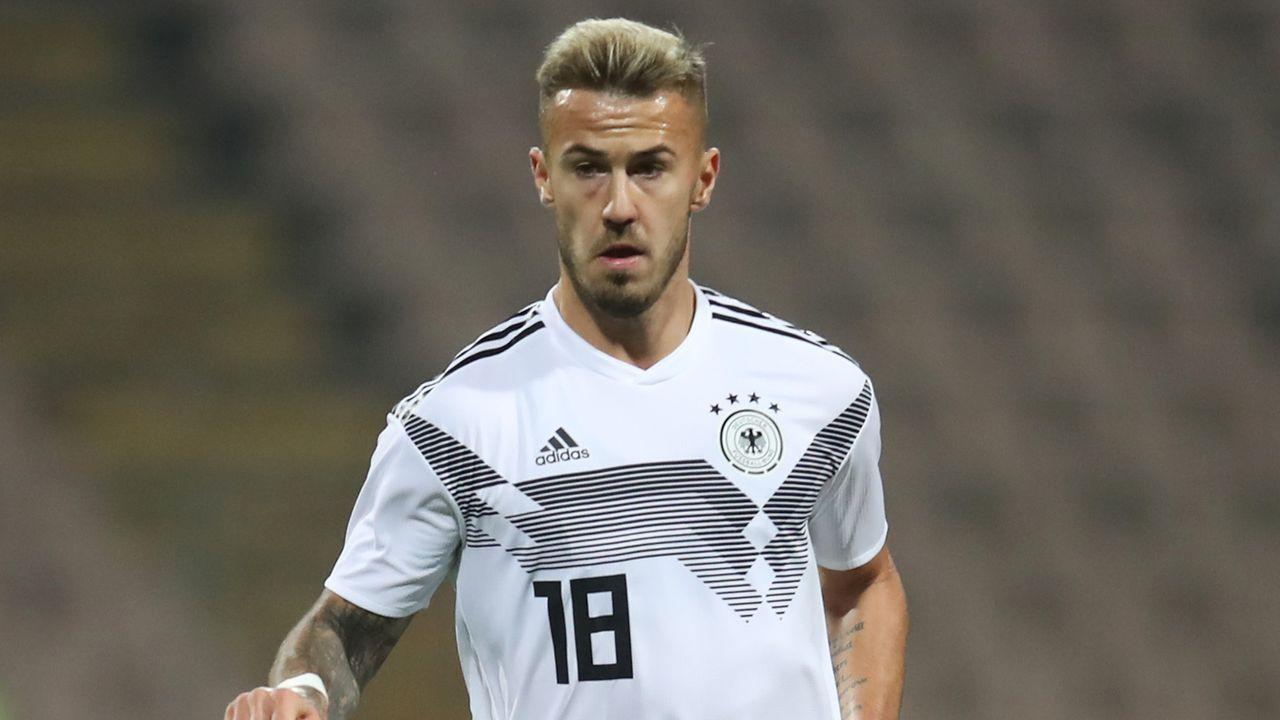 Mittelfeld: Niklas Dorsch (KAA Gent) - Bildquelle: 2019 Getty Images